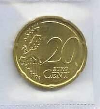 Malta 2020 UNC 20 cent : Standaard