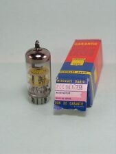 1 tube electronique MINIWATT DARIO PCC84 1.70/vintage valve tube amplifier/NOS