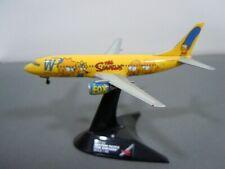 "Herpa - Western Pacific ""Simpsons"" Boeing 737-300 1:400 scale #560238"