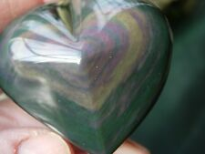 rainbow obsidian polished free form RB26