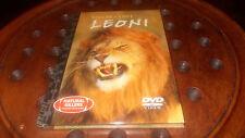 Vivere con i leoni Dvd ..... Nuovo