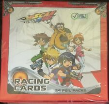 Factory Sealed Box of Scan2Go Racing Cards 24 Foil Packs Scan 2 Go