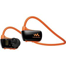 * neuf * sony NWZ-W273S 4GB étanche walkman sports natation lecteur MP3 (orange)