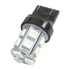 2 Pcs 7443 13 Red 5050 SMD LED Auto Car Rear Brake Warning Lamp Bulb H1P5