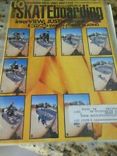 November 1992 Transworld Skateboard Magazine