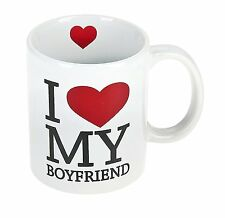 I Heart My Boyfriend Mug #359049