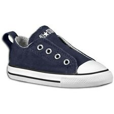 Converse Sneakers  Navy Hidden Closures  Infant Boys/Girls Size  5