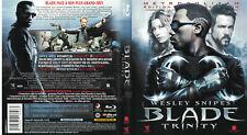 Blade III Trinity Blu-ray
