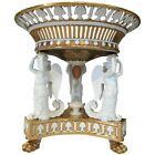Monumental Neoclassical Porcelain Center Piece
