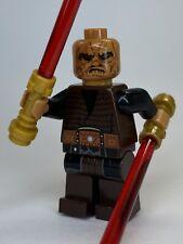 LEGO STAR WARS JEDI KNIGHT SITH SORA BULQ 100% LEGO NEW CUSTOM YODA MACE WINDU