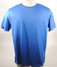 Ralph Lauren Purple Label LT Blue Crew Neck T Shirt Sz Medium ITALY $195 NWT E3C