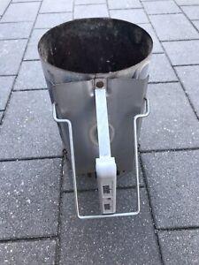 Weber Grill Kaminanzünder Anzündkamin Rapidfire