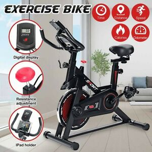 Exercise Bike Home Ultra-quiet Indoor Cycling Bike Fitness Weight Loss Machine
