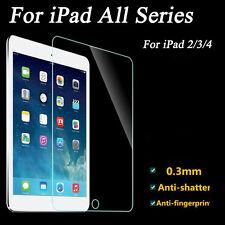 Premium Tempered Glass Film Screen Protector for Apple iPad Mini 2 3 4 Guard