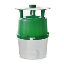 More details for green box tree moth trap & 3 pheromone lures - reusable box moth trap