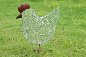 Silver Hen - RRP £19.99 - BUY 2 FOR THE PRICE OF 1