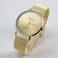 Elégante Montre Homme Femme Quartz Bracelet métal Neuve Watch