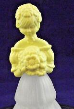 AVON Perfume Figurine Decanter Flower Girl Empty