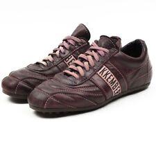 Bikkembergs Sneaker Turnschuhe Gr 36 Damen Schuhe Shoes Burgundderrot Burgundy