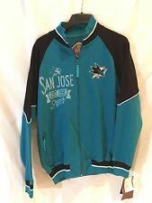 San Jose Sharks jacket-NHL team gear-#1 Best Seller-SHARK NATION-M-Fan Favorite