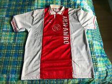 Ajax Home 1991 vintage Umbro home football shirt Like New SIZE XL