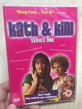 Kath & Kim:Complete Series 1-Jane Turner Gina Riley(2xDVD R2)New+Sealed Aussie