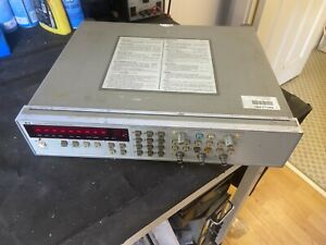 HP 5334A Agilent Frequency Counter 100MHz With Option 060 (3)