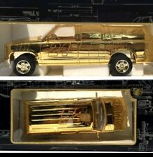 BROOKFIELD #24 JEFF GORDON GOLD 1997 SUBURBAN COIN BANK NASCAR 1:25 SCALE
