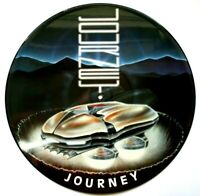 """NM/NM JOURNEY DON'T STOP BELIEVIN' BELIEVING 12"""" VINYL PICTURE DISC  DONT"""