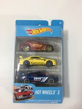Hot Wheels New Sealed 3 Pack #K5904