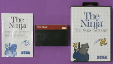 The Ninja (Sega Master, 1986) with Box and Manual