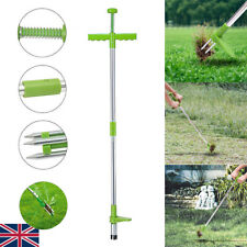 More details for weed puller twister steel claw stand up weed remover garden weeding root killer