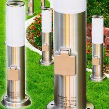 Lampadaire Borne d'éclairage Lampe de jardin Luminaire Lampe extérieure 144397
