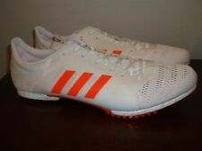 Adidas Adizero Track and Field Spikes Shoes Size 1 new Free Ship