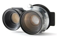 ⭕️AS-IS⭕️ MAMIYA SEKOR 65MM F3.5 TLR LENS FOR C330 C220 C33 C22 C3.. BY DHL