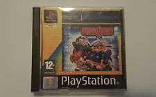 Gekido urban fighters para ps1 pal España sin manual