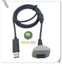 XBOX 360 USB Cable for Connect & Charge Battery Controller Microsoft X-BOX X 360