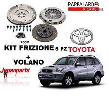 KIT FRIZIONE + VOLANO MODIFICATO TOYOTA RAV 4 II 2.0 D-4D 4WD DAL 2001 AL 2005