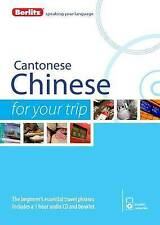 NEW Berlitz Language: Cantonese Chinese For Your Trip (Berlitz For Your Trip)