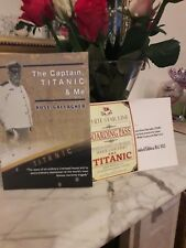 Captain Smith TITANIC White Star Line book Christmas xmas stocking filler