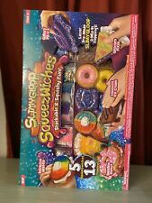New Slimygloop Squeezwiches 5 squeezwiches 13 toppings Squishy Fun!