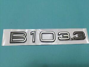 NEW EMBLEM BADGE B10 3.3 FOR ALPINA BMW 5-Series E39,E60,E61,F10,F11