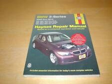 Haynes BMW 3 SERIES (06-14) F30 F31 F34 Owners Service Workshop Handbook Manual