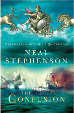 Stephenson, Neal, The Confusion (Baroque Cycle 2), Very Good Book