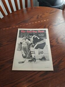 FEBRUARY 15,1969-THE SPORTING NEWS-PHIL ESPOSITO OF THE BOSTON BRUINS(MINT)