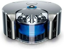 Dyson 360 Eye Robot Vacuum Cleaner (RB01NB Nickel/Blue) ***HARDLY USED***