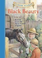 Black Beauty - Anna Sewell - Classic Starts HC horse tells the story of his life