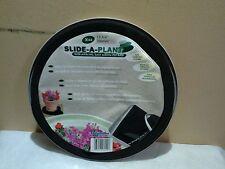 Scorrere una pianta Coaster 350mm x 2 PER PIANTE VASO su tappeti/pavimenti Tappeto