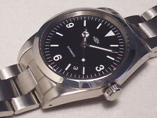 MKII VANTAGE 3916 SWISS AUTOMATIC, DATE, BRACELET, 39 MM, BOX/PAPERS