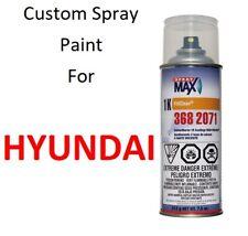 Custom Automotive Touch Up Spray Paint For HYUNDAI Cars